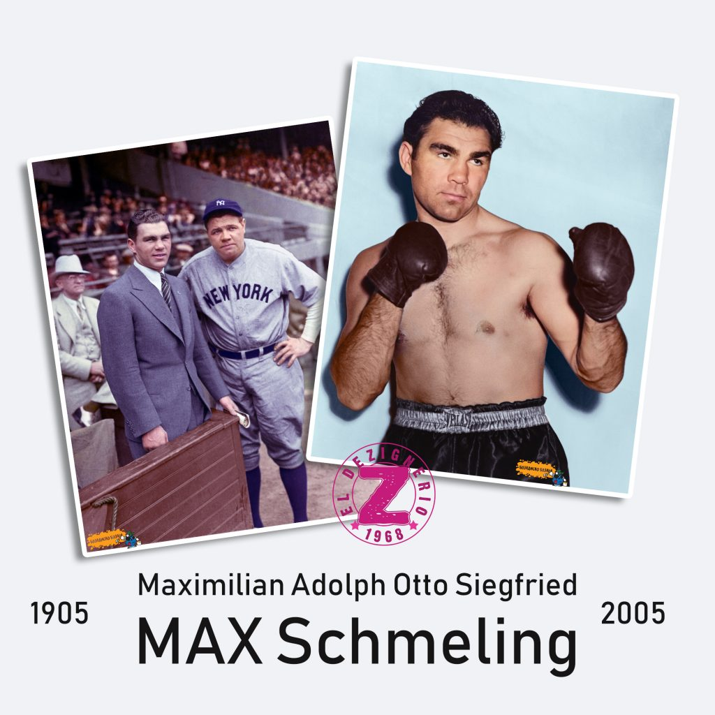 Max Schmelling